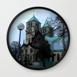 Beautiful Church Wall Clock
