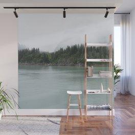 Alaskan Waters Wall Mural