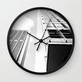 Inland Steel Building Wall Clock