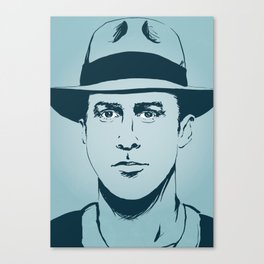 Gosling Canvas Print