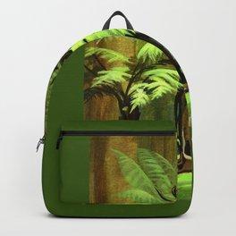 Tree Ferns Darwin Backpack