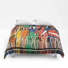 Line Up  Comforters