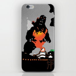 Godzilla vs. Destoroyah iPhone Skin
