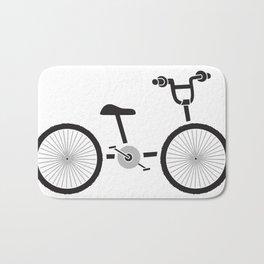 Bicycle Ride Bath Mat