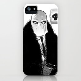 """I'm that bad mother f------ called Stagger Lee"" iPhone Case"