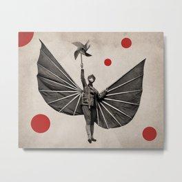 Anthropomorphic N°22 Metal Print