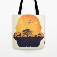 Starking Tote Bag