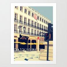 Chiado #3 Art Print