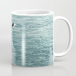 The Paddle out Coffee Mug