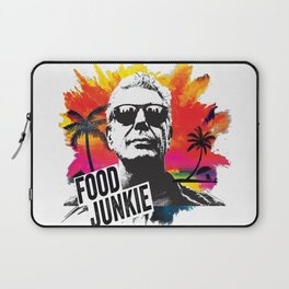 Food Junkie Laptop Sleeve