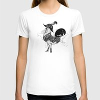 pirate T-shirts featuring Pirate by Sarinya  Withaya