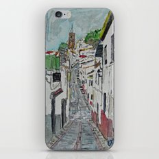 Calle en Ardales iPhone & iPod Skin