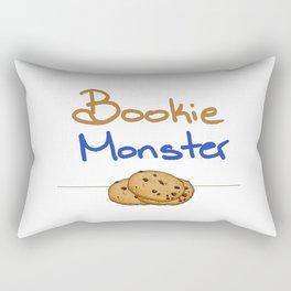 Bookie Monster 2 Rectangular Pillow