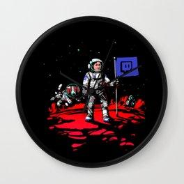 Twitch Science Week Wall Clock