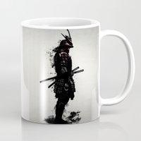 Armored Samurai Mug