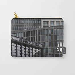 Urban Textures Carry-All Pouch