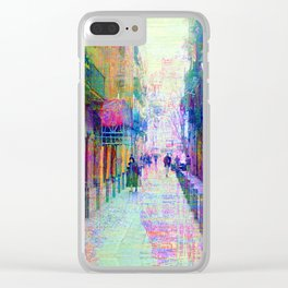 20180214 Clear iPhone Case