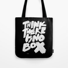 NOBOX Tote Bag
