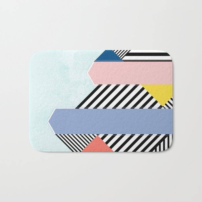 Pantone Colors of the Year 2016  Bath Mat