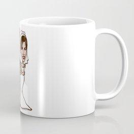 Wedding caricature 2 Coffee Mug