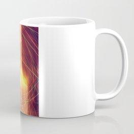 Butterfly Lights Coffee Mug