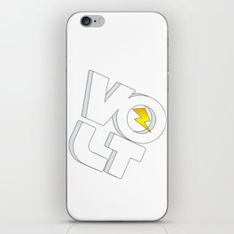 Voltage iPhone Skin