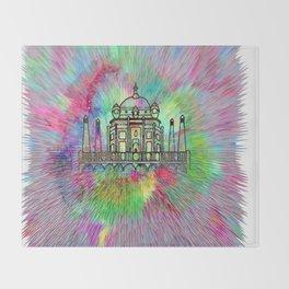 Palais Throw Blanket