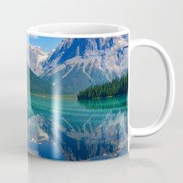 Landscape Panorama (Mountains & Water) Coffee Mug