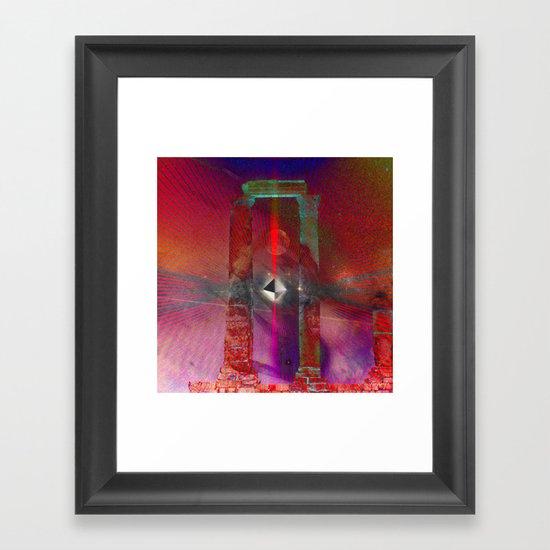Requiem Framed Art Print