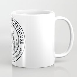 Veggie Slaughterhouse Certified Badge Coffee Mug