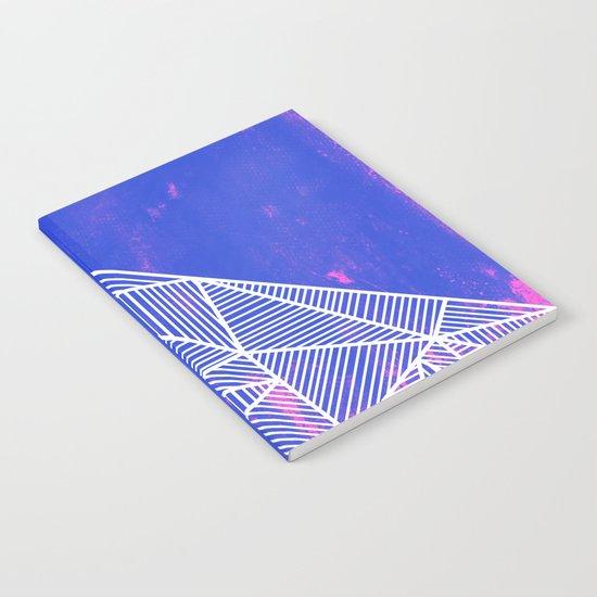 B Rays Geo Punk Notebook
