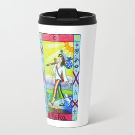 The Fool - Tarot Travel Mug