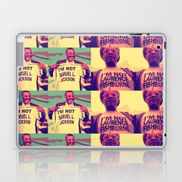 Is It Jackson Or Fishburne? Laptop & iPad Skin