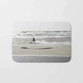 Kite surf France Bath Mat