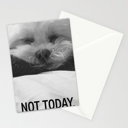 Nelly the dog Stationery Cards