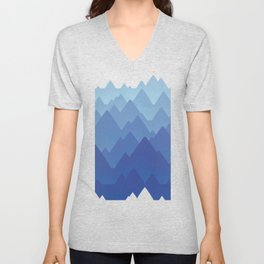 Mountain Vista Unisex V-Neck