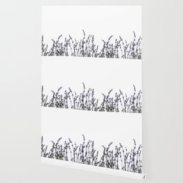Wild Lavender Flowers Wallpaper