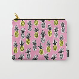 pineapple new art love cute 2018 2019 color fun funny hot pop wall cover case cup shirt Carry-All Pouch