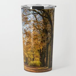 Autumn in Dolina Baryczy Travel Mug