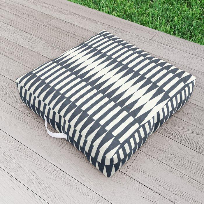 Shield of Wisdom Outdoor Floor Cushion