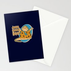 Jabba dabba doo!! Stationery Cards