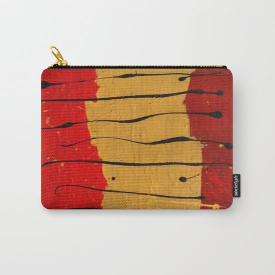 Abstract #16 Carry-All Pouch