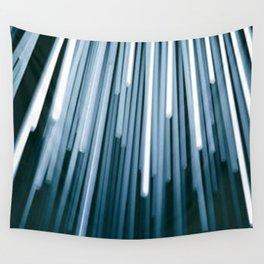 blue light Wall Tapestry