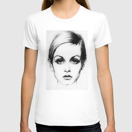60's Eyelashes T-shirt