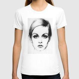 60's Eyelashes T-shirt
