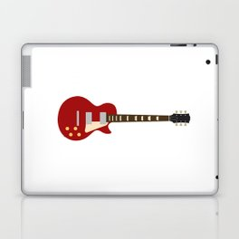 Gibson Les Paul Red Laptop & iPad Skin