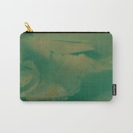 Cow Skull Polaroid Carry-All Pouch