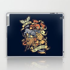 Win or Die Laptop & iPad Skin