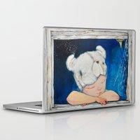 dreamer Laptop & iPad Skins featuring Dreamer by Zina Nedelcheva