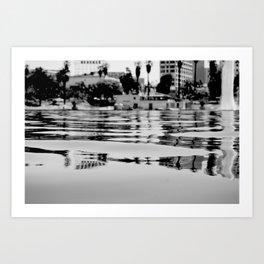 Los Angeles Series #2 Art Print